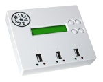 Spartan 2-Target Portable USB Duplicator