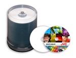 JVC Taiyo Yuden White Inkjet Printable CD-R