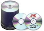 JVC Taiyo Yuden 16X DVD-R, Silver Thermal Lacquer, 600 Count Box