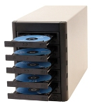 B-Stock Microboards MWDVD-05 DVD Tower