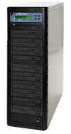 Microboards Networkable CopyWriter Pro 10-Drive CD/DVD Tower Duplicator