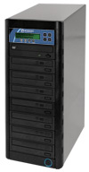 Microboards Networkable CopyWriter Pro 7-Drive CD/DVD Tower Duplicator