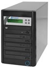 Microboards QD-DVD-H123 Quic Disc 1 to 3 Duplicator with Hard Drive
