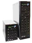 Microboards CopyWriter Pro 10-Drive Blu-Ray Tower Duplicator