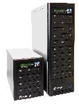 Microboards CopyWriter Pro 7-Drive Blu-Ray Tower Duplicator
