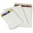 "Self Seal Paperboard Mailer, 13""x18"", White Booklet Style, 100 Count Box"