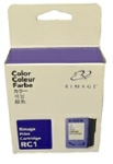 RC1 Rimage Color Inkjet Cartridge