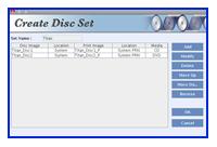 TrueNet FX Disc Sets