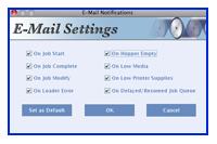 TrueNet FX Email Notifications