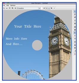TrueNet FX Label Editor