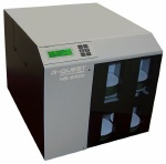 R-Quest NS-2100p Networked DVD Publisher with PowerPro 3 Thermal Printer